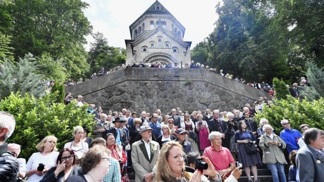 Berg, Votivkapelle Gedenkgottesdienst
