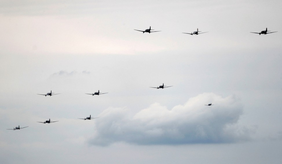 70th anniversary of the Berlin Airlift in Berlin