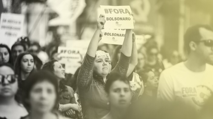Generalstreik in Brasilien