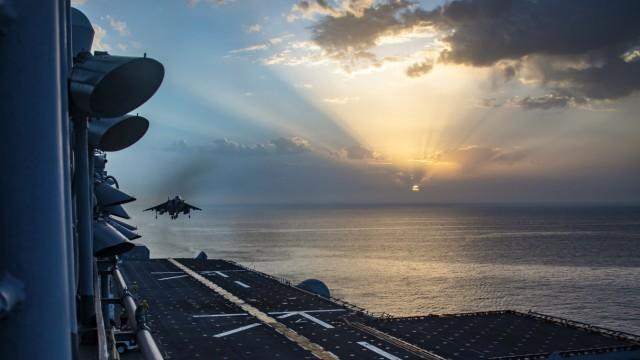 USS Kearsarge im Persischen Golf