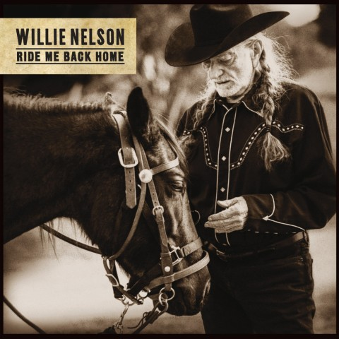 """Willie Nelson - ´Ride Me Back Home"""""""