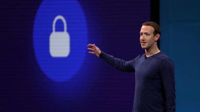 """Facebook-Gründer Mark Zuckerberg spricht über die Krypto-Währung """"Libra"""""""
