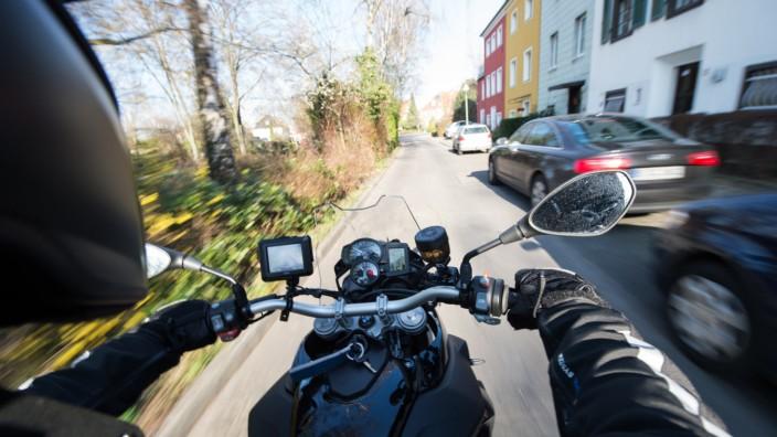 Autofahrer sollen auch leichte Motorräder fahren dürfen