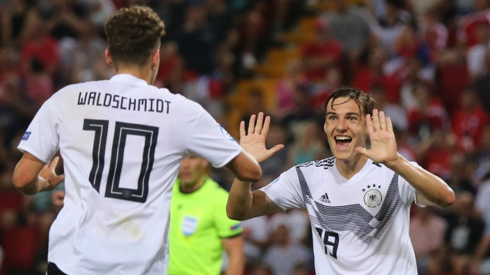 U21-EM Deutschland - Serbien