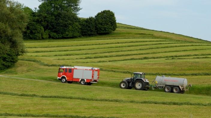 Feuerwehr in Bayern