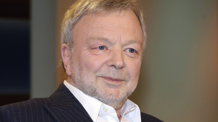 Journalist Michael Jürgs