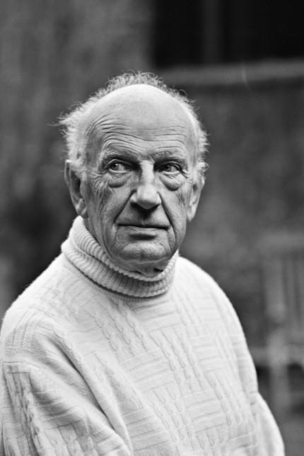 Georg Meistermann,1990