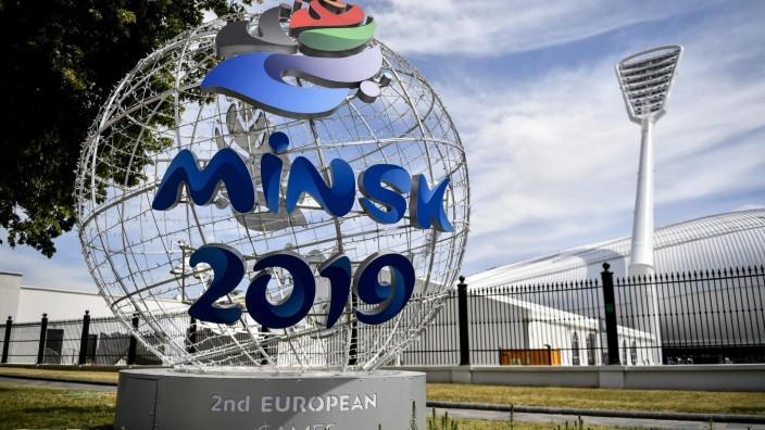 Europaspiele Minsk