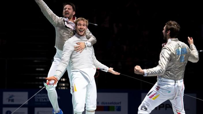 Fechten: Europameisterschaft