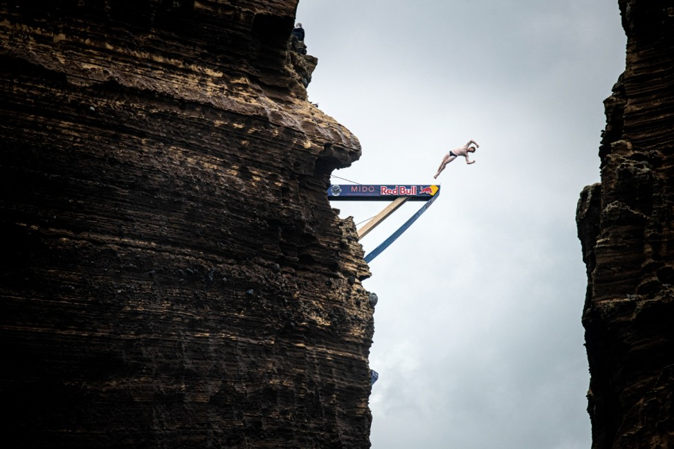 Red Bull Cliff Diving World Series 2019 - Portugal