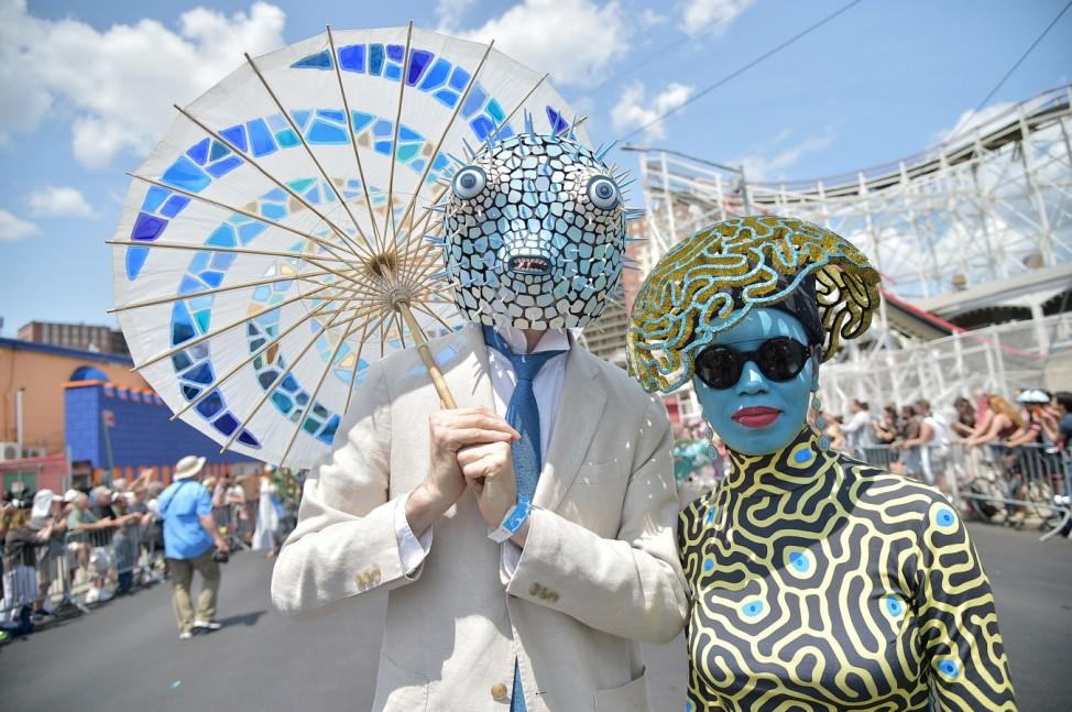 37th Annual Coney Island Mermaid Parade