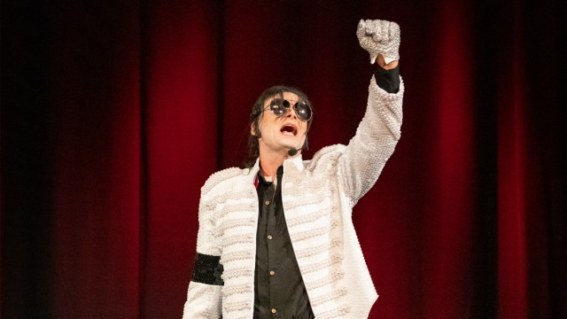 Michael Jackson Imitator Ralf Abel