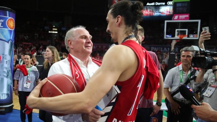 FC Bayern Basketball v Alba Berlin - Play Offs Final Game 3