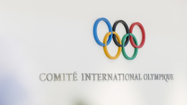 Neues Hauptquartier des IOC in der Schweiz