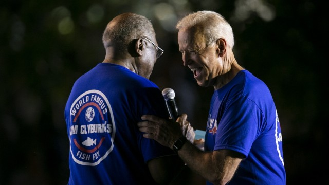 Democratic Presidential Candidates Participate In Jim Clyburn's World Famous Fish Fry Event