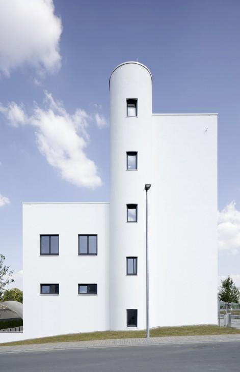 Hubland Tower, Würzburg; Architektouren 2019