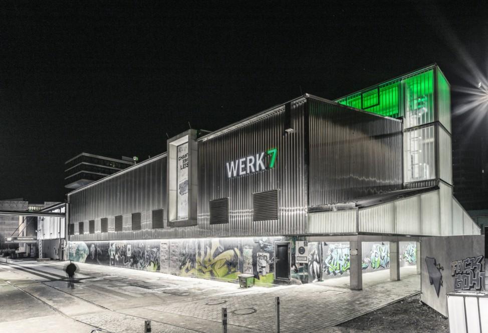 Architektouren 2019 - Werk 7, München