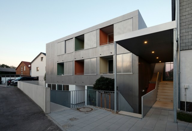 Architektouren 2019 - Studentisches Wohnen in Dietersheim