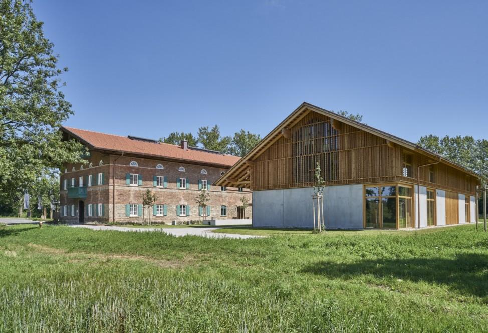Architektouren 2019 - Sanierung eines denkmalgeschützten Bauernhofes in Rosenheim