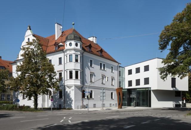 Architektouren 2019 - Erweiterungsbau Amtsgericht  Memmingen
