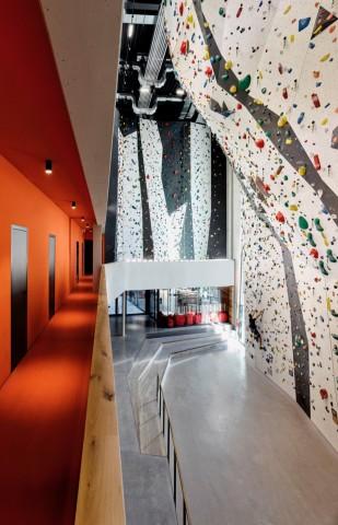 Architektouren 2019 - DAV Landesleistungszentrum Klettern, Augsburg