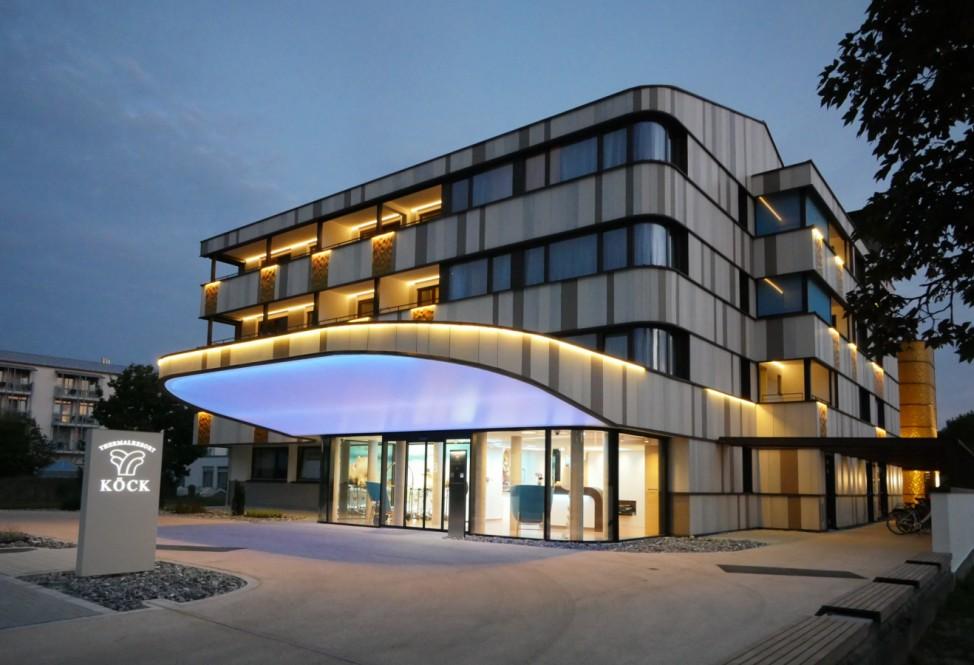 Architektouren 2019 - Modernisierung Thermalresort Köck, Bad Füssing