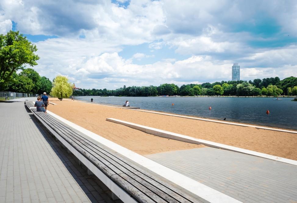 Architektouren 2019 - Wöhrder See in Nürnberg