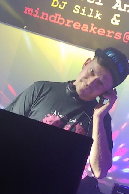 Christoph Friedrich aus Emmering von den Mindbreakers Inklusions-Disco