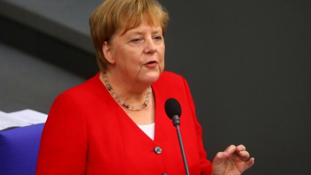 Angela Merkel, Tabakwerbeverbot