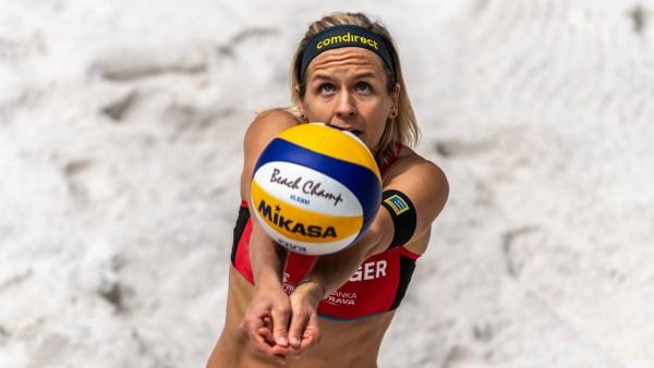 Sport Themen der Woche KW22 Sport Bilder des Tages FIVB World Tour Ostrava Open 30 05 2019 Laura; Laura Ludwig