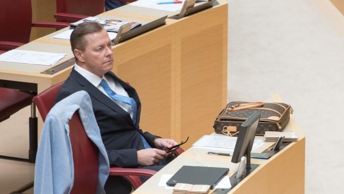 Plenarsitzung Bayerischer Landtag