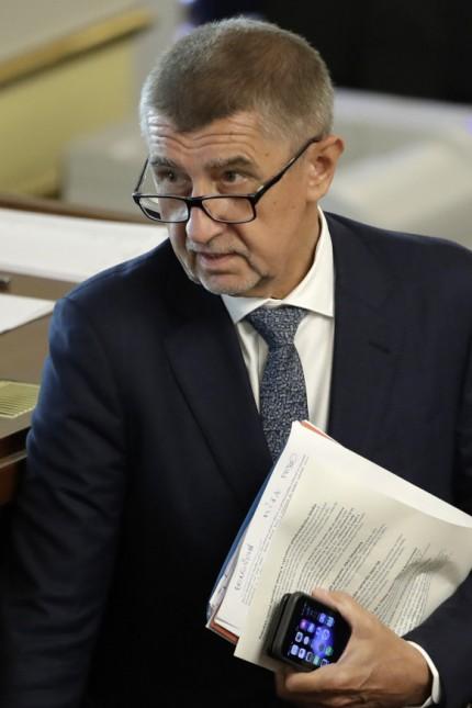 Debatte über Misstrauensantrag in Tschechien