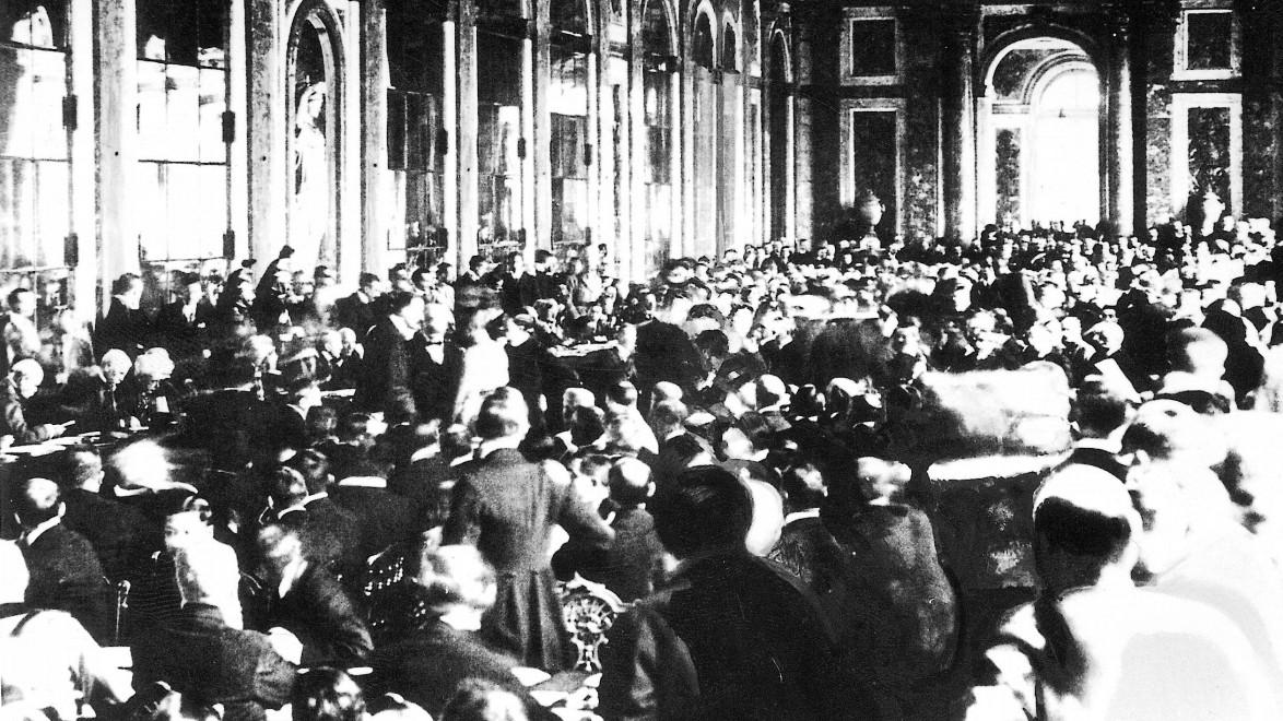 Versailler Vertrag: Das Trauma der deutschen Niederlage