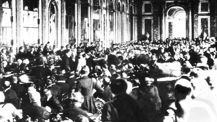 Frieden von Versailles 1919