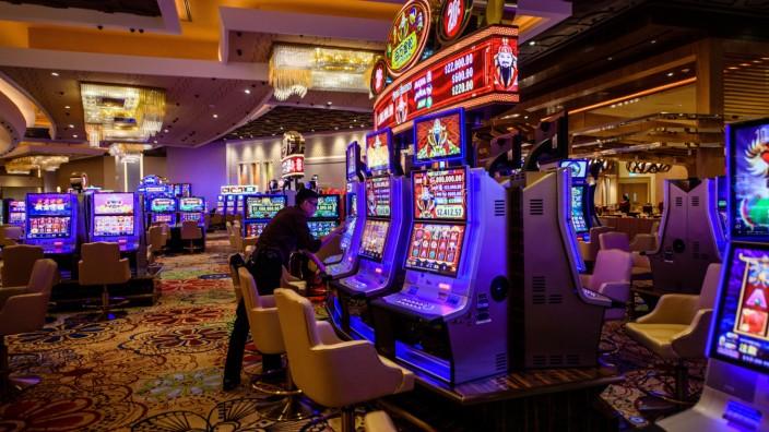 Künstliche Intelligenz im Kasino: undefined