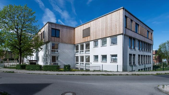 Architektouren 2019, Kirchseeon Grund- und Mittelschule, Grundschule, Schule