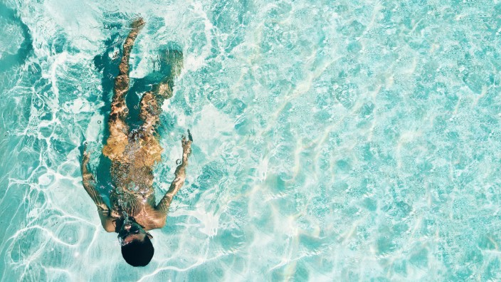 Swimmingpool Schwimmbecken