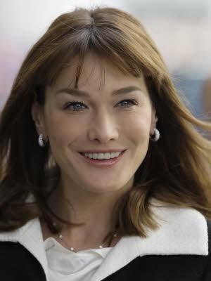 Carla Bruni; AP