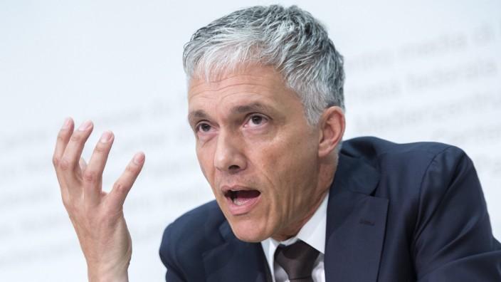 Lauber, Bundesanwalt der Schweiz