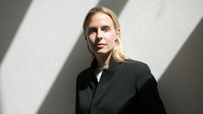Maurin Dietrich, die neue Kunstvereinsdirektorin