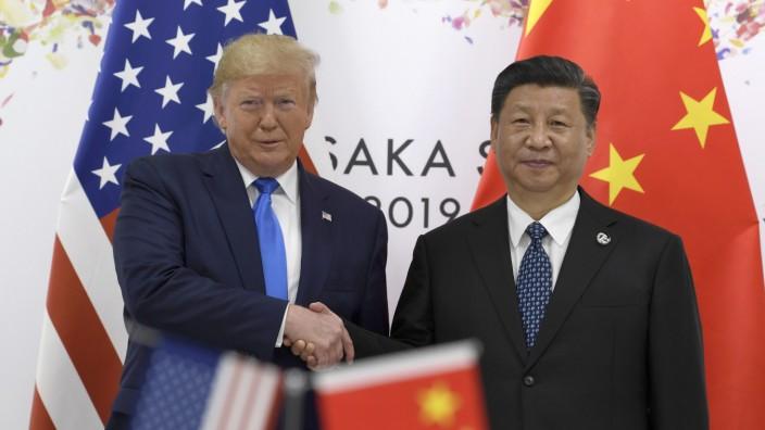 G20-Gipfel in Osaka
