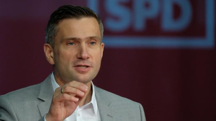 Landesparteitag der SPD Sachsen