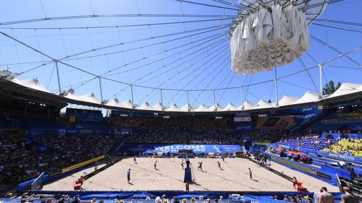FIVB Beach Volleyball World Championships Hamburg 2019 - Day 2