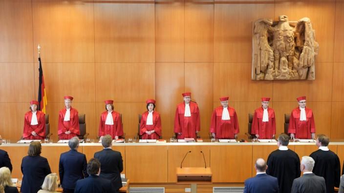 Bundesverfassungsgericht verhandelt über Sterbehilfe-Verbot