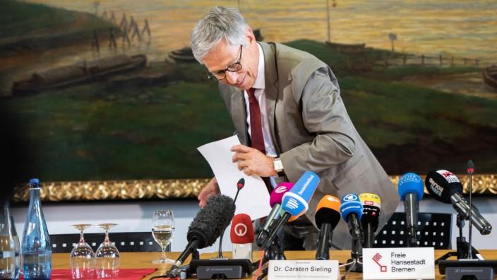 Rücktritt Bremer Bürgermeister