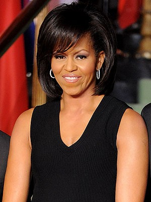 Michelle Obama; Gettyimages