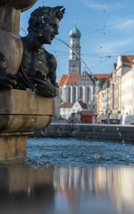 Unesco entscheidet über Welterbe - Augsburger Wassersysteme