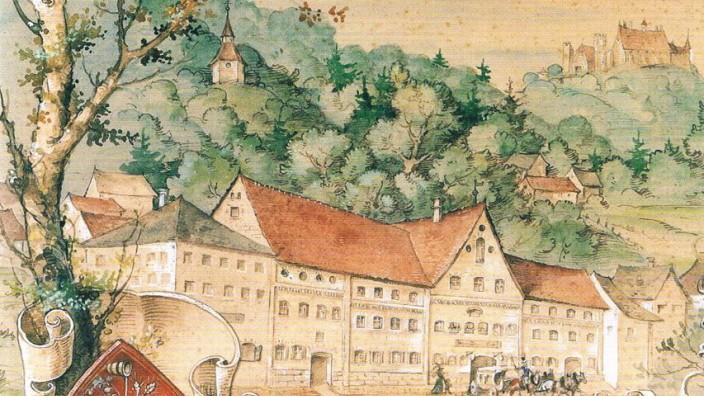 Haderbräu Wolfratshausen Augustiner Chorherren Bier Kloster Beuerberg
