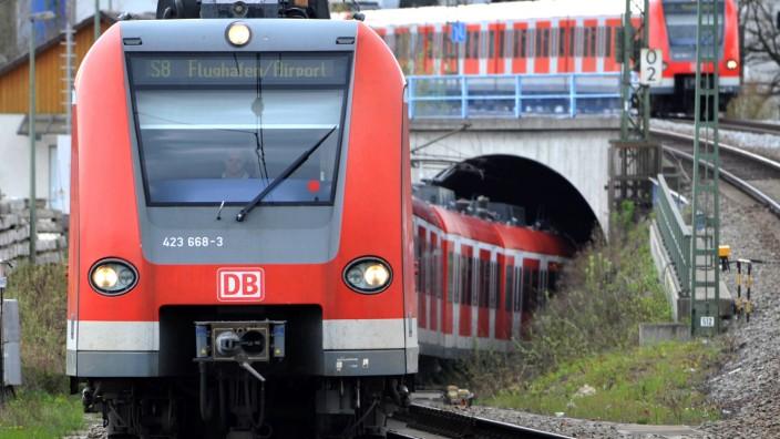 Münchner Stammstrecke kommt erst zwei Jahre später