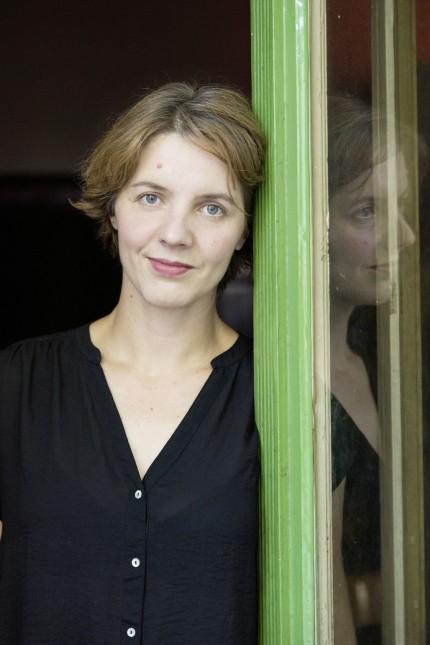 Autorin Peggy Mädler